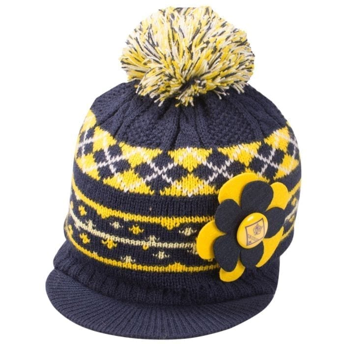 a47085dad1668 Cub Scout girl s beanie - Boy Scouts of America - Capitol Area Council