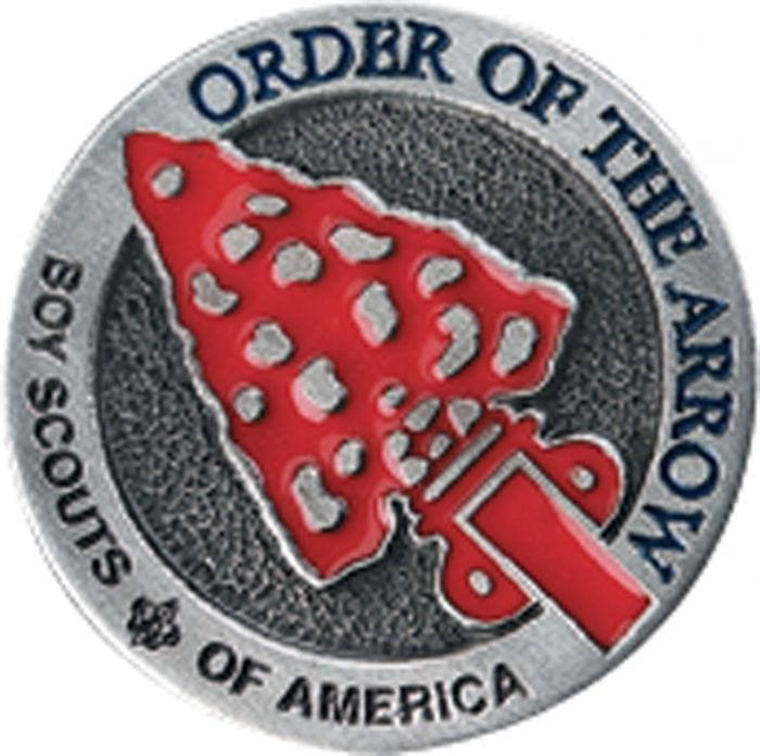 Order of the Arrow (OA) Hat Pin - BSA CAC Scout Shop